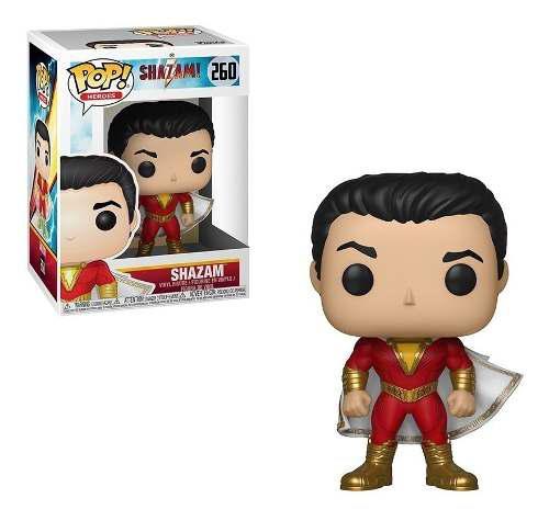 Funko Dc Comics! Pop! Heroes Shazam
