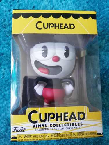Funko Pop Cuphead - Cuphead Vinyl Collectibles