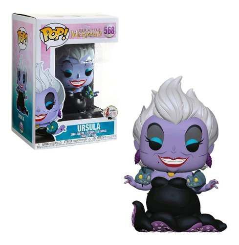Funko Pop Disney Little Mermaid La Sirenita Ursula 568