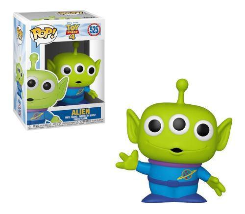 Funko Pop Disney Toy Story 4 Alien 525 Original