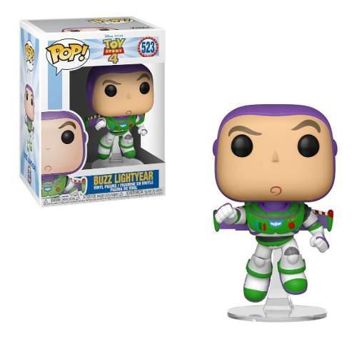 Funko Pop Disney Toy Story 4 Buzz Lightyear 523 Original
