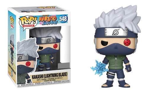 Funko Pop Kakashi Lightning Blade 548 Naruto Shippuden
