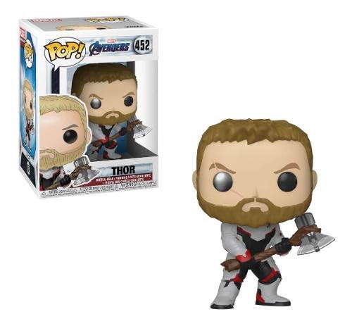Funko Pop Marvel Avengers Endgame Vengadores Thor 452