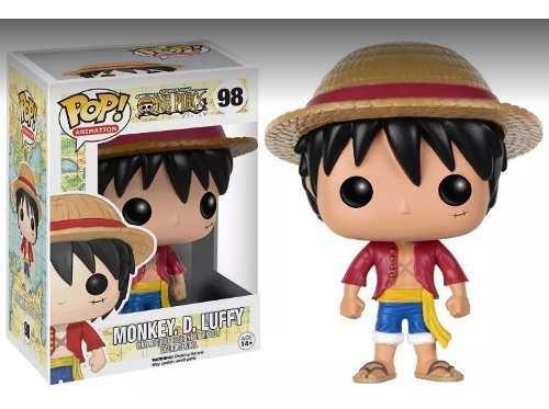 Funko Pop One Piece 98 Monkey D. Luffy + Envio!!
