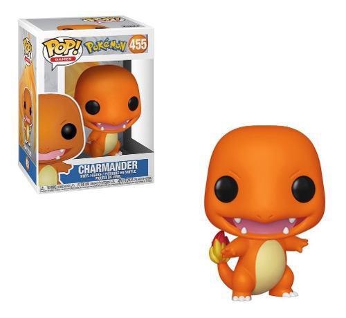 Funko Pop Pokemon Charmander 455 Original