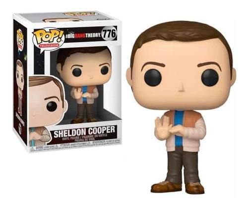 Funko Pop Sheldon Cooper #776 Big Bang Theory Oferta !!