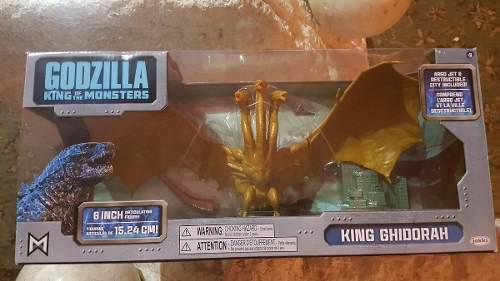 Godzilla King Of Monsters - Figura De King Ghidorah, 6.0in