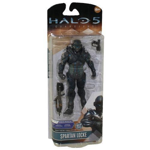 Halo 5 Spartan Locke 27 Puntos Articulados Mcfarlane Toys