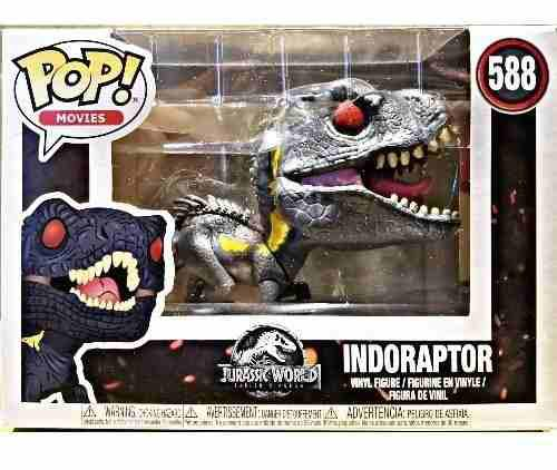 Indoraptor Funko Pop Jurassic World Park 100% Original