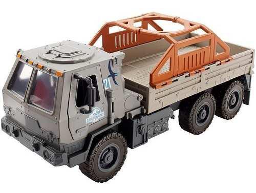 Jurassic World Remolque O Submarino Mattel Matchbox Fmy60