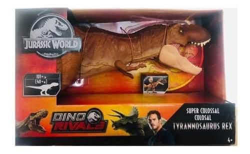 Jurassic World Súper Colosal Tyrannosaurus Rex