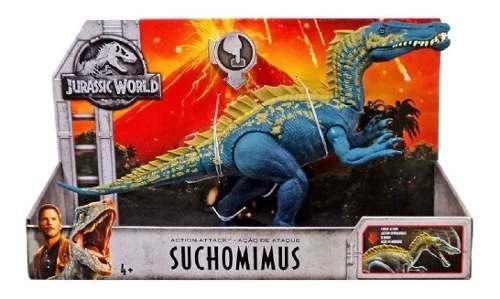 Jurassic World Suchomimus Dinosaurio Mattel 2018