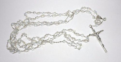 Lazo Matrimonio Cristal Swarovski Y Plata
