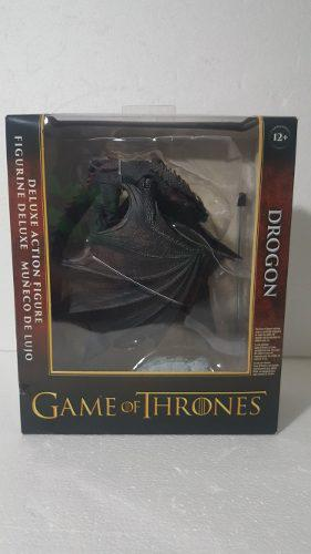Mcfarlane Toys Game Of Thrones Dragon Deluxe Box, Black