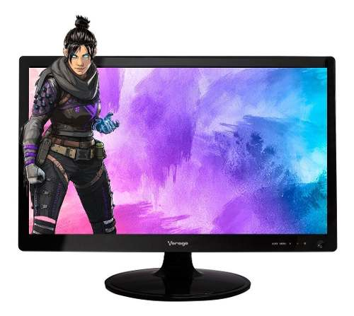 Monitor Gamer Led Hdmi Pc 21 Pulgadas p 60hz Vorago W21