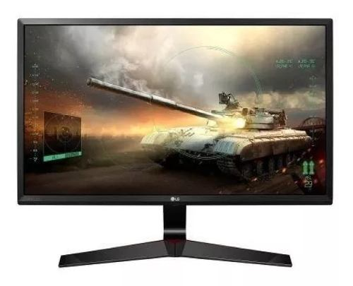 Monitor Gamer Lg 24 Fullhd Vga/dvi/hdmi 24mp59g-p Freesync