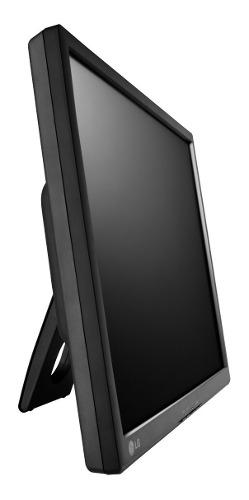 Monitor Lg Led Touch Ips 17in Sxga 75hz 5ms Negro Vga Vesa