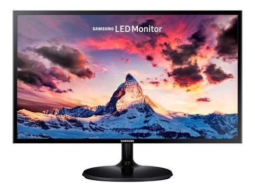 Monitor Samsung 24 Led Full Hd Hdmi Hermoso Diseño Slim