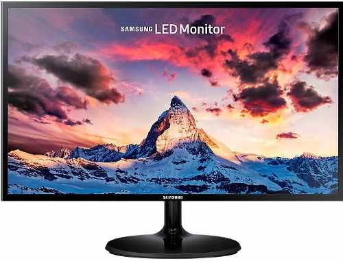 Monitor Samsung Led 24 Full Hd p 60hz 5ms Hdmi Vga Slim