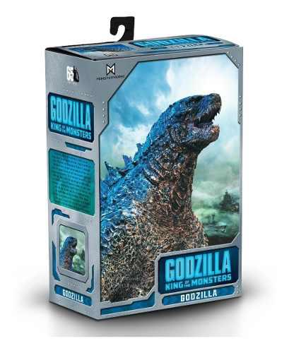 Neca Godzilla King Of The Monsters - Godzilla Ultimate Fig