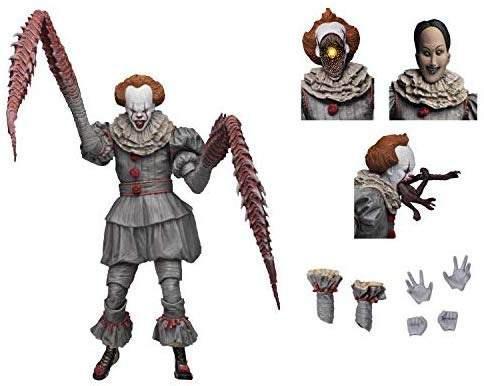 Neca It: Ultimate Dancing Clown Pennywise Figura De Acción
