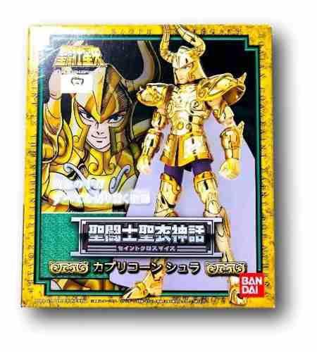 Nuevo Myth Cloth Caballero Dorado Shura De Capricornio Jp