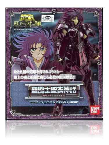 Nuevo Myth Cloth Saga De Geminis Sapuri Version Japones