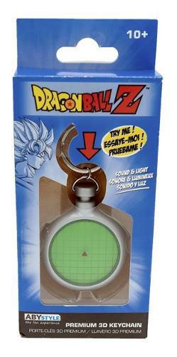 Radar Del Dragon Llavero 3d Dragon Ball Z Con Luz Y Sonido