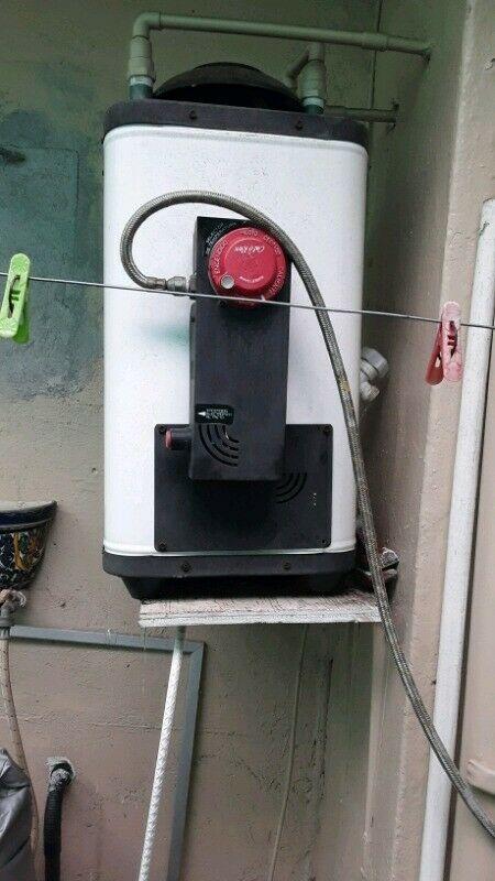 Reparación y Instalación de Calentadores de agua