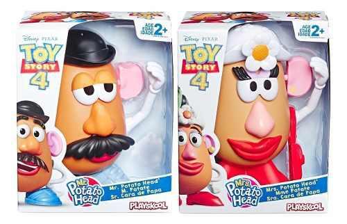 Señor Cara De Papa Paquete Toy Story 4 Señor Y Señora