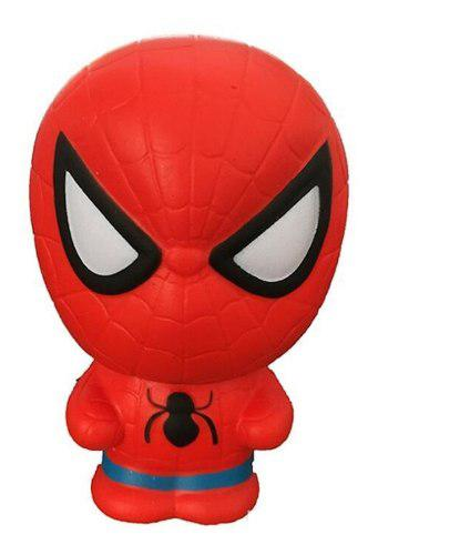 Squishy Kawaii Jumbo Aromático: Spider-man - Envío Gratis