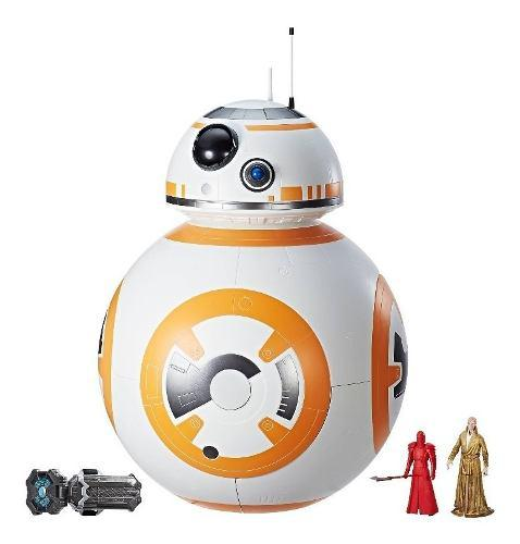 Star Wars Bb8 2 En 1 Playset Luces Sonidos