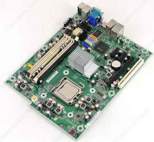 Tarjeta Madre Hp Compaq  Pro Sff+dualcore