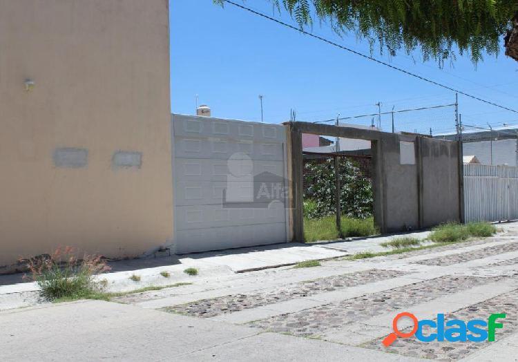Terreno habitacional en venta en Valle del Real, Celaya,
