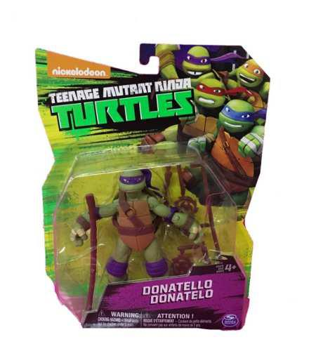 Tortugas Ninja Figura De Accion Spin Master