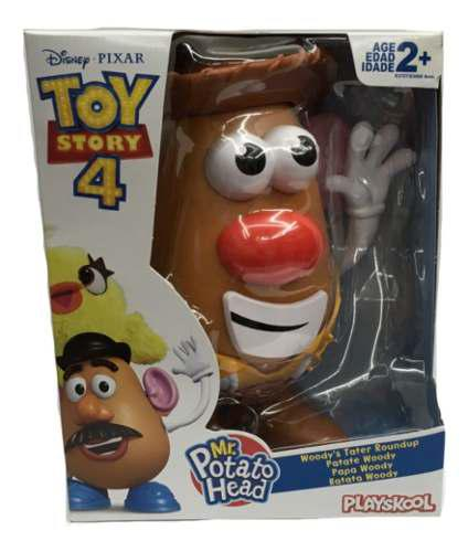Toy Story 4 Sr Cara De Papa Woody Playskool