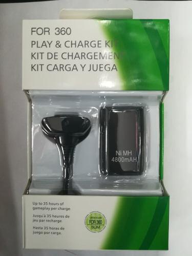 Xbox 360 Juega Y Carga