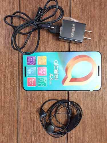 Alcatel A3 Plus 3g, Color Dorado