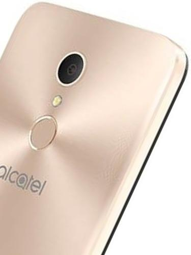 Alcatel A3 Plus 5011 Android 7 Camara 13+8mpx Memoria 16gb