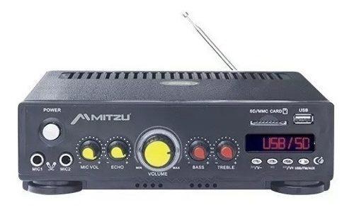 Amplificador Sonido Ambiental Perifoneo Voceo Difucion