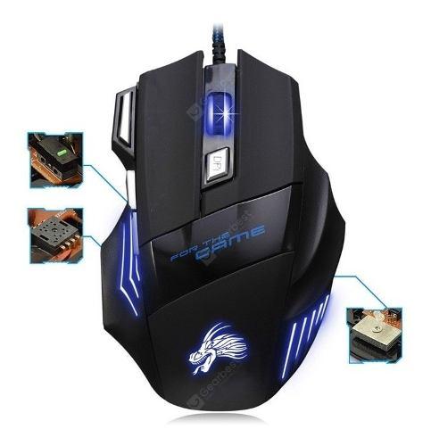 Beitas X3 Usb Mouse Gamer Optico Plug And Play