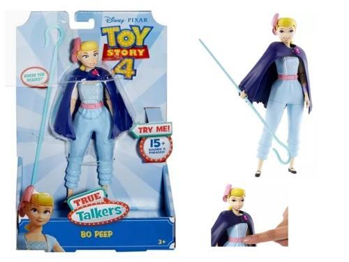 Betty Bo Peep Muñeca Toy Story4 Figura Parlante Envio