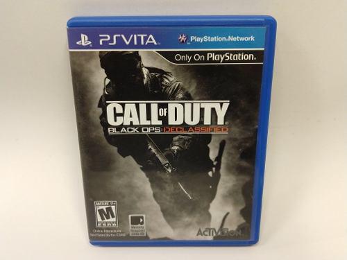 Call Of Duty Black Ops Declassified Psvita Juegazo Anímate!