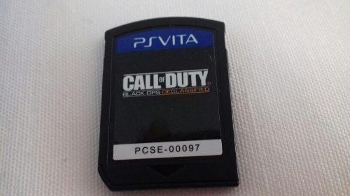 Call Of Duty Black Ops Declassifield Juego De Ps Vita