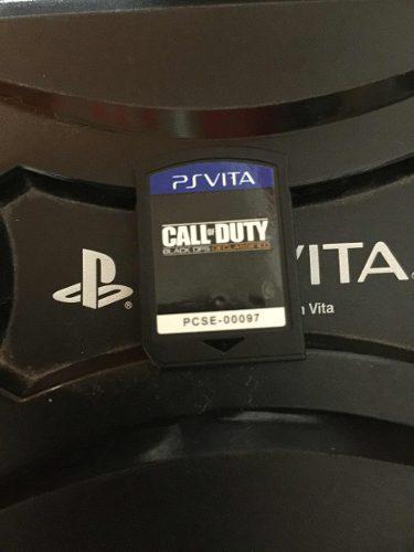 Excelente Juego Para Psvita Call Of Duty No Te Dejes