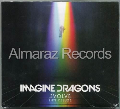 Imagine Dragons Evolve Deluxe Edition Cd