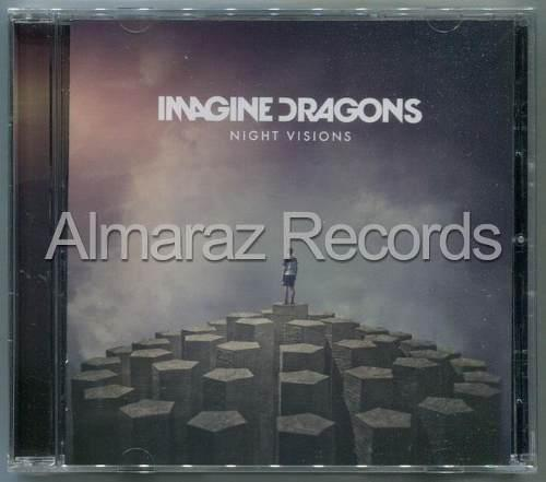 Imagine Dragons Night Visions Deluxe Cd