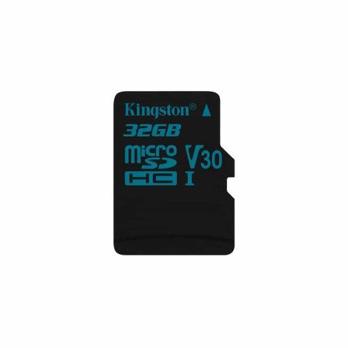 Kingston Micro Sd Xc 32gb Clase 10 Full Hd 4k Camara Drone +