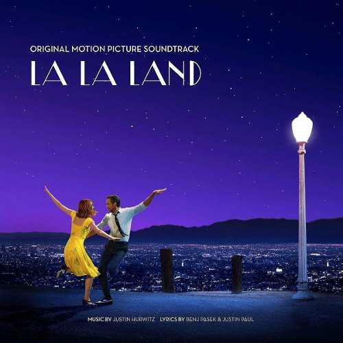 La La Land - Soundtrack - Disco Cd - Nuevo (15 Canciones)