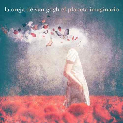 La Oreja De Van Gogh El Planeta Imaginario Disco Cd